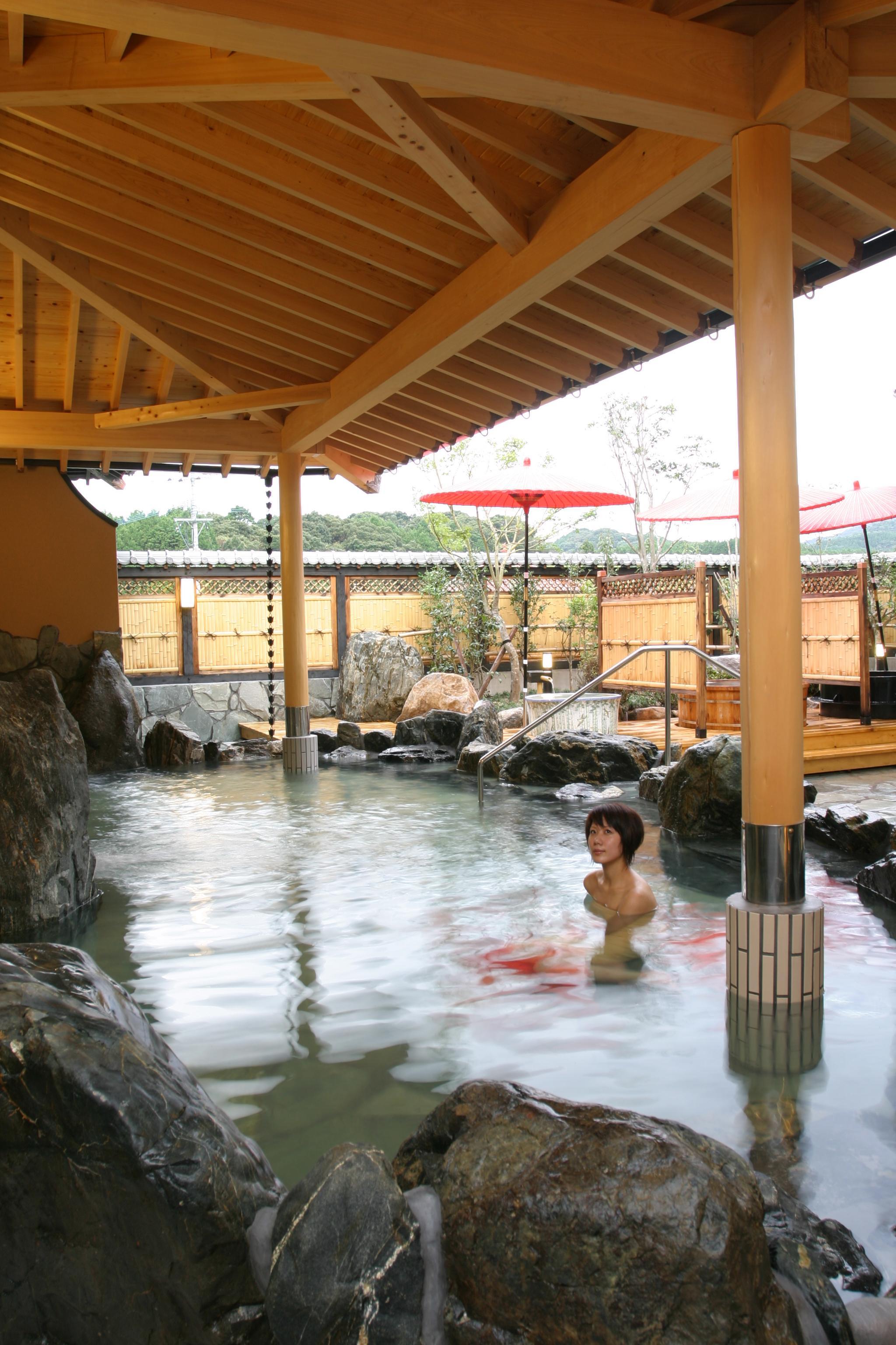 ... の湯 | 温泉 | 武雄市観光協会
